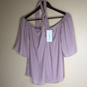 pink LIONESS NWT top